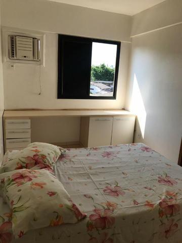 Condomino Napolis com 3 quartos sendo 1 suíte com modulados e climatizado - Foto 2
