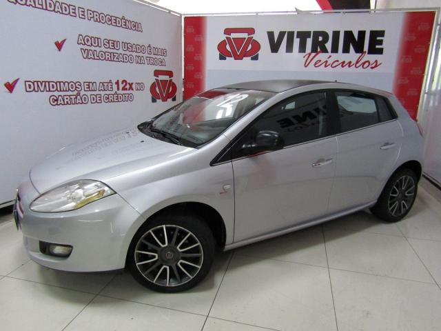 BRAVO 2011/2012 1.8 ABSOLUTE 16V FLEX 4P AUTOMATIZADO