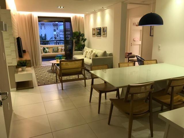 (ELI52292) Mandara Kauai 126m², Porteira Fechada, 4 suites, 2 vagas