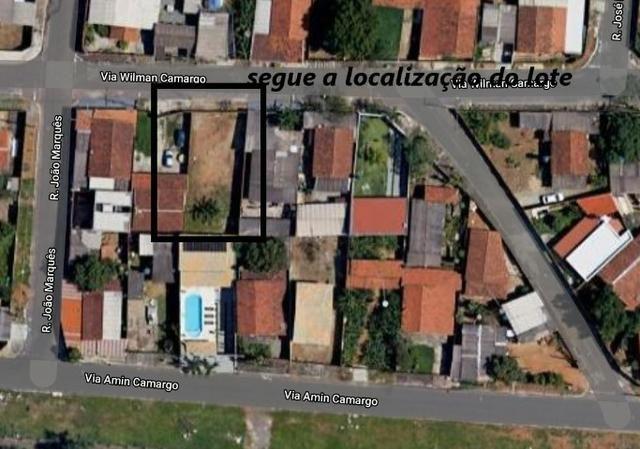 Lote a venda 304 m² no fundo do portal sul shopping no setor amim Camargo Goiânia - Foto 3