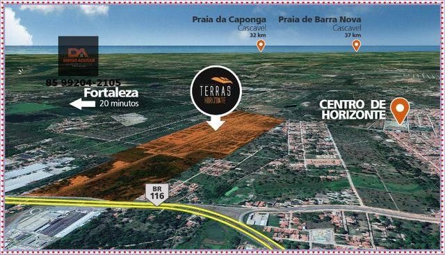 Loteamento Terras Horizonte#Adquira Já# - Foto 4