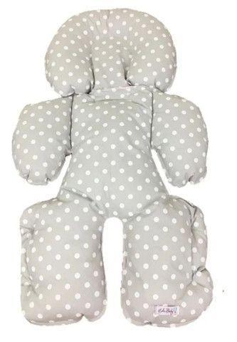 Almofada redutora para bebê conforto ou carrinho