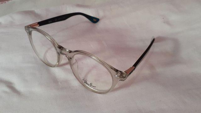 Armação de óculos de grau RayBan - Foto 2