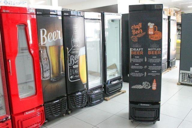 Cervejeira Gelopar 230 Litros - Sibéria Equipamentos