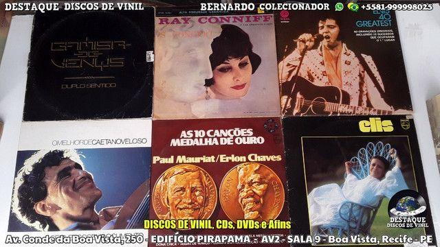 Discos de Vinil, Loja Físca Na Conde da Boa Vista, Recife - PE - Foto 3