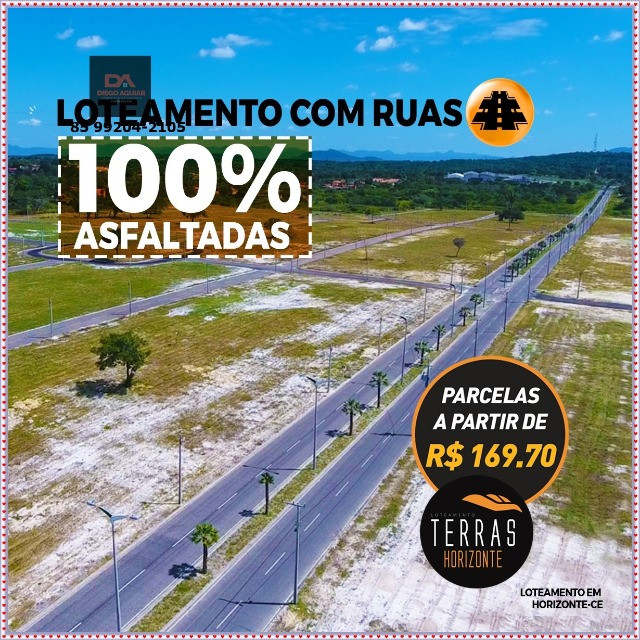 Loteamento Terras Horizonte#Adquira Já# - Foto 8