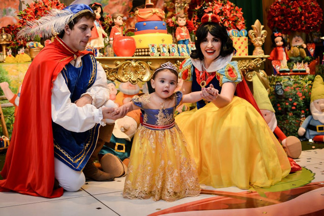 Branca de Neve- personagem vivo  - Foto 2