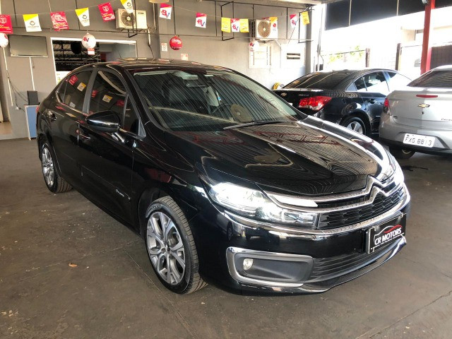 Citroen C4 Lounge Shine 1.6 Flex THP 2018/2019