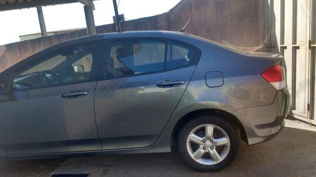 Vende-se Honda City automático modelo 2012 - Foto 6
