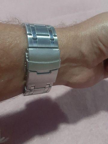 Relógio orient , vendo ou troco por( citizen ) dependendo do modelo dou diferença. - Foto 3