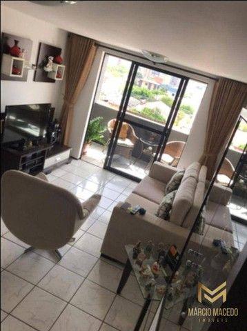 Aptº com 3 dormitórios à venda, 105 m² por R$ 550.000 - Fátima - Fortaleza/CE - Foto 4