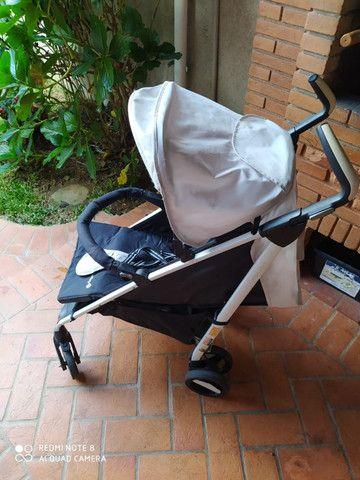 carrinho de bebê compa city 2, safety 1st.