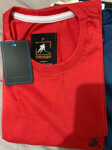 Camisa Crosby básica  - Foto 3