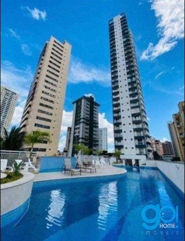 Autêntico B. Campos - 3 suítes, 2 vagas, modulados boa oferta de lazer, 132 m² à venda por