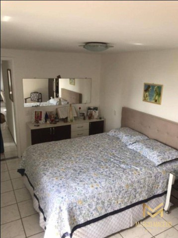 Aptº com 3 dormitórios à venda, 105 m² por R$ 550.000 - Fátima - Fortaleza/CE - Foto 7