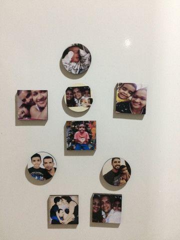 Ímã de geladeira personalizado  - Foto 4