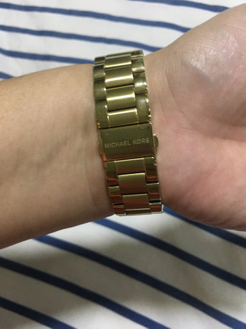 Relógio Michael Kors modelo 6243 - Foto 4