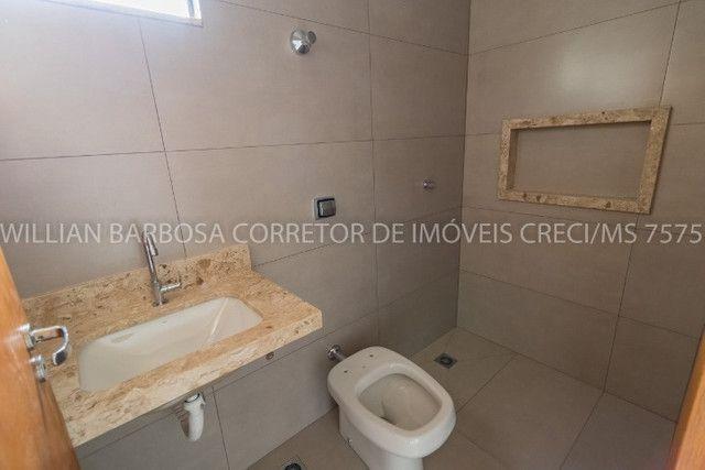 Casa nova com arquitetura moderna e cozinha americana no Rita Vieira 1! - Foto 11