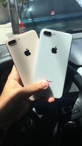 iPhone 8 Plus 64  vitrine garantia 6 meses !