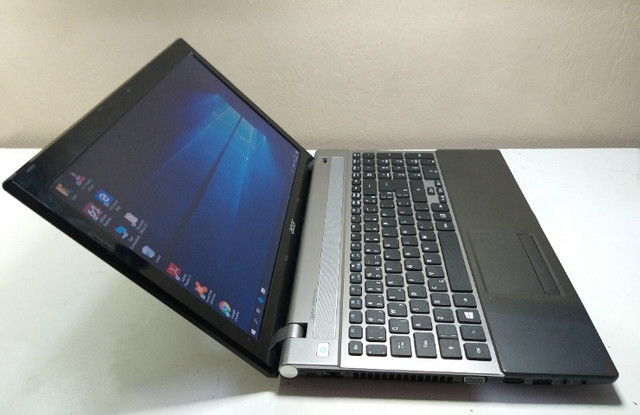"""Notebook Acer Intel Core I5, 8GB Ram, SSD, Tela 15.6"""",Alto Desempenho- 3 Meses de garantia - Foto 2"""