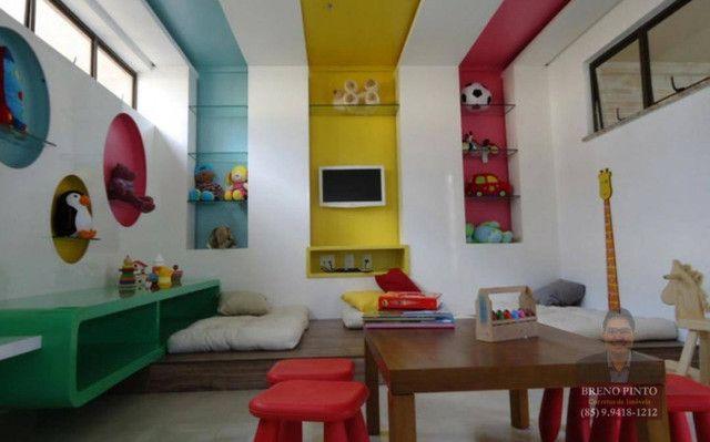 Apartamento no Villa Sonata com 3 dormitórios à venda, 124 m² por R$ 850.000 - Aldeota - F - Foto 6