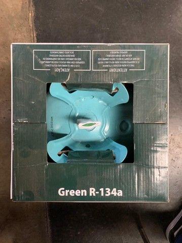 Gás Refrigerante Green R134 Botija 13,6kg (99,99 pureza) - Foto 4