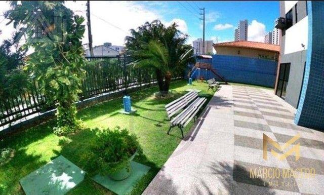 Aptº com 3 dormitórios à venda, 105 m² por R$ 550.000 - Fátima - Fortaleza/CE - Foto 12
