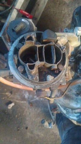 Carburador Webber 3E eletrônico