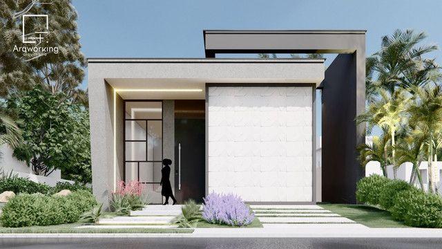 Casa com 3 quartos em construção no Monte Ville Residence Privê em Campina Grande