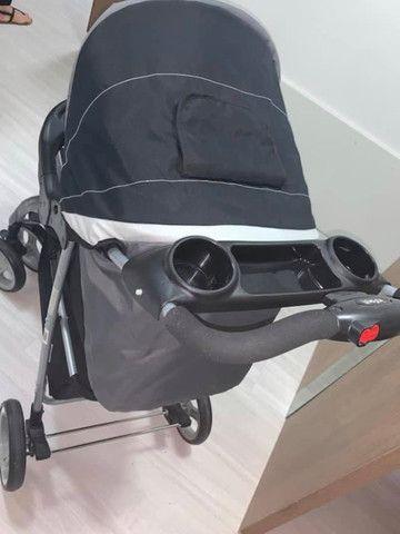 Carro de bebê novíssimo!  - Foto 4