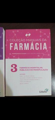 Livro - Coleção Manuais Da Farmácia Para Concursos E Residências - Foto 4