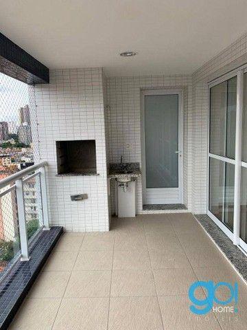 Autêntico B. Campos - 3 suítes, 2 vagas, modulados boa oferta de lazer, 132 m² à venda por - Foto 3