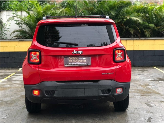 Jeep Renegade 2017 1.8 16v flex sport 4p manual - Foto 4