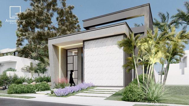 Casa com 3 quartos em construção no Monte Ville Residence Privê em Campina Grande  - Foto 2