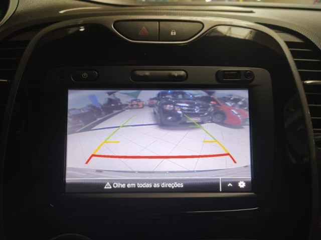 Captur Intense Bose Automatica Cvt Novissima Garantia de fabrica - Foto 12