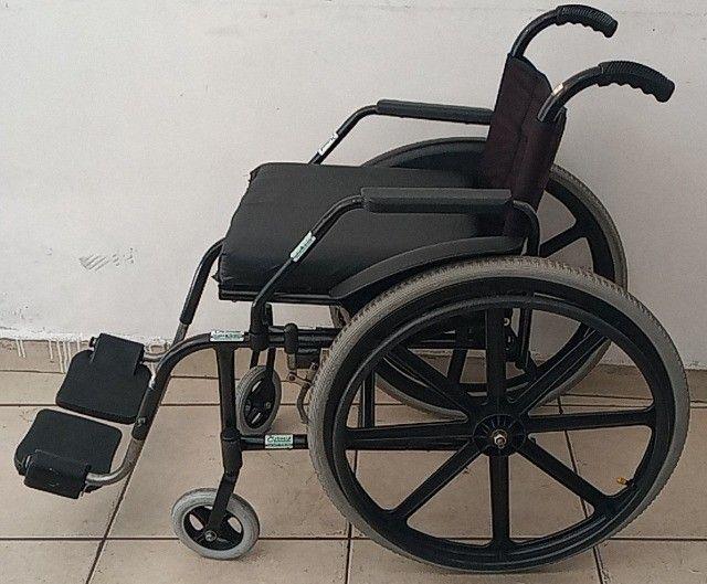 Aluguel mensal Cadeira de Rodas