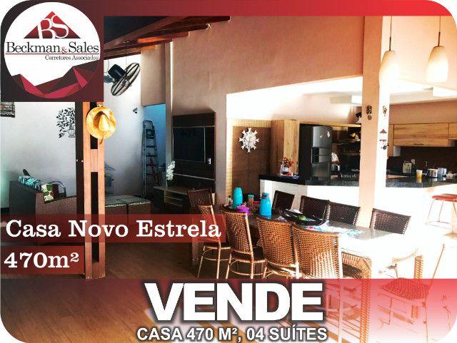 Belíssima Casa de 05 (Cinco) Suítes. - Foto 6