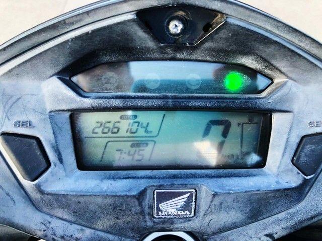 Honda CG 150 Titan EX ano 2014 - Foto 7