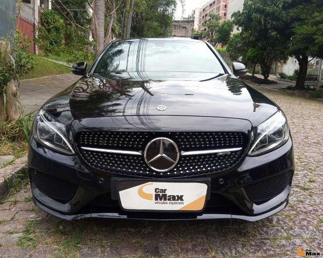 Mercedes C43 AMG - Aut.V6,  Bi-Turbo, Teto, 9.000Km - R$315.000,00 - Foto 2