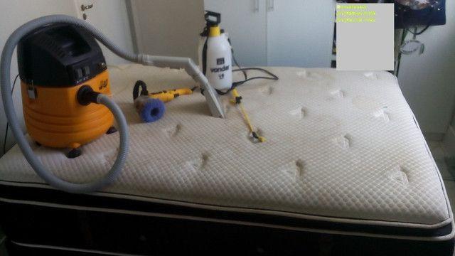 Lavagem a seco e higienização! - Foto 6
