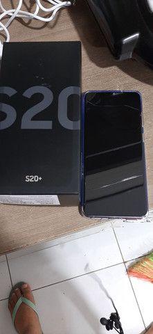 Sansung s20+ novo menor preço 3700