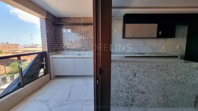Apartamento para Venda em Maceió, Jatiúca, 3 dormitórios, 1 suíte, 2 banheiros, 2 vagas - Foto 8