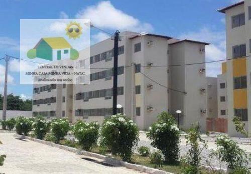 Apartamento, Pajuçara, Natal-RN
