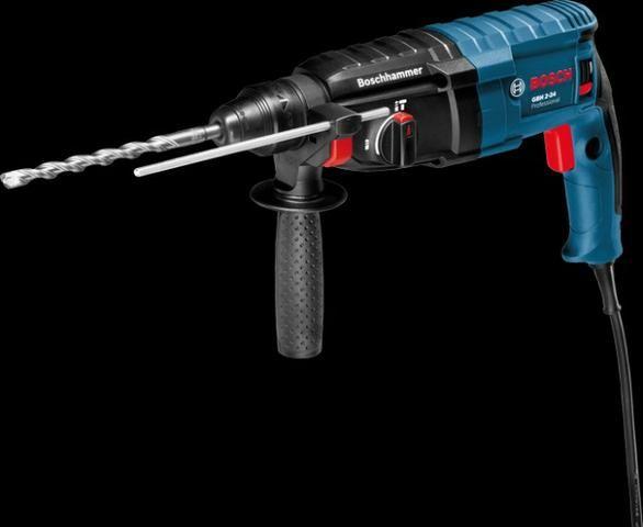 Martelo perfurador com SDS-plus Bosch GBH 2-24 D Professional