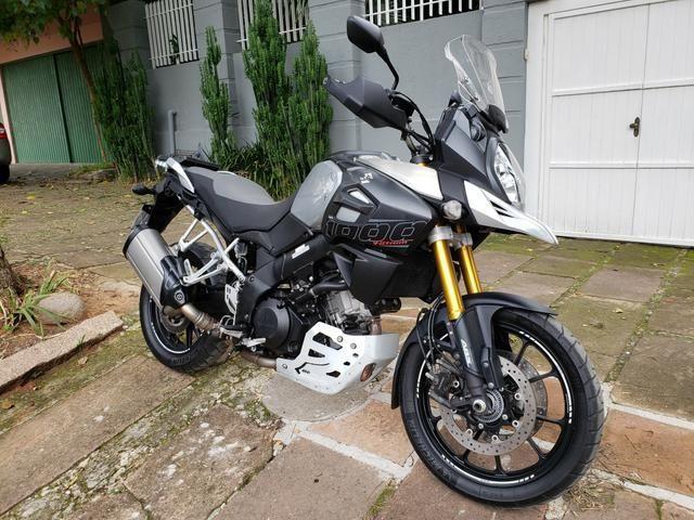 Suzuki DL1000 ABS VSTROM - Foto 13