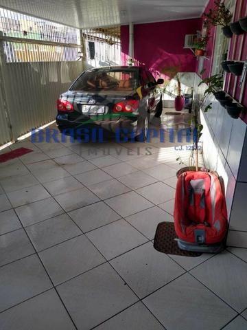 Qr 513 casa com 03 quartos s/ 01 suíte, reformada , Finnacia e pode usar FGTS - Foto 8