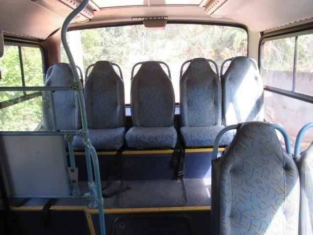 Ônibus urbano em Santa Maria Madalena - Foto 9