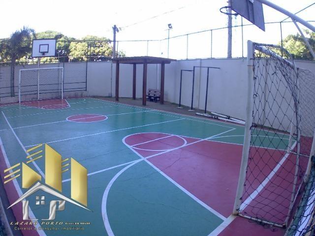 Laz - Apartamento com varanda e com modulados em Manguinhos - Foto 3