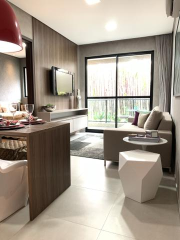 Apartamento na Ponta Verde, 1 quarto, 2 quartos e duplex - Foto 2