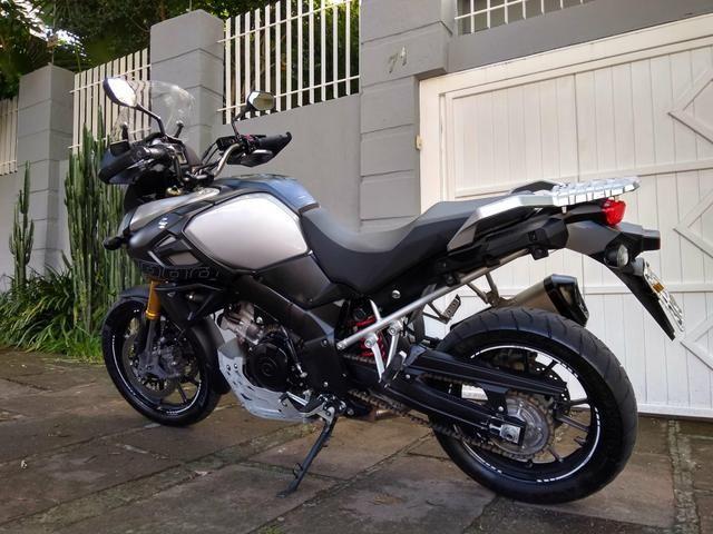 Suzuki DL1000 ABS VSTROM - Foto 12